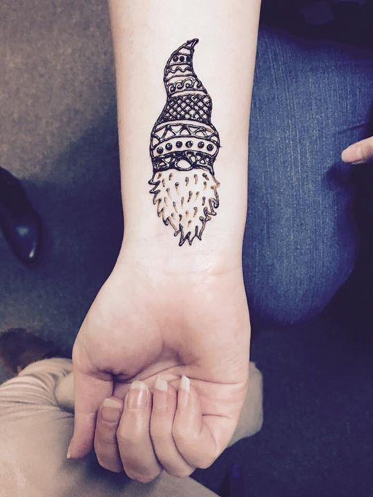 gnome henna
