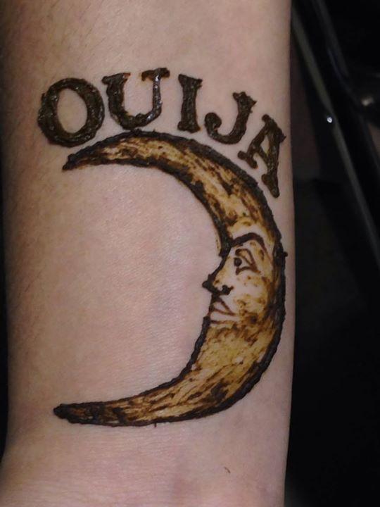 ouija henna moon