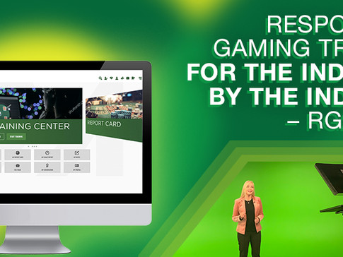 Responsible Gaming Training for the Industry, by the Industry – RG24seven