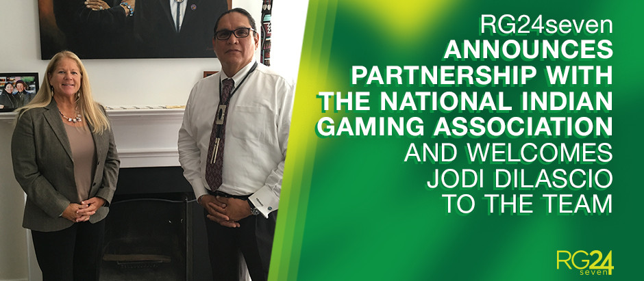 RG24seven Announces Partnership with the National Indian Gaming Association