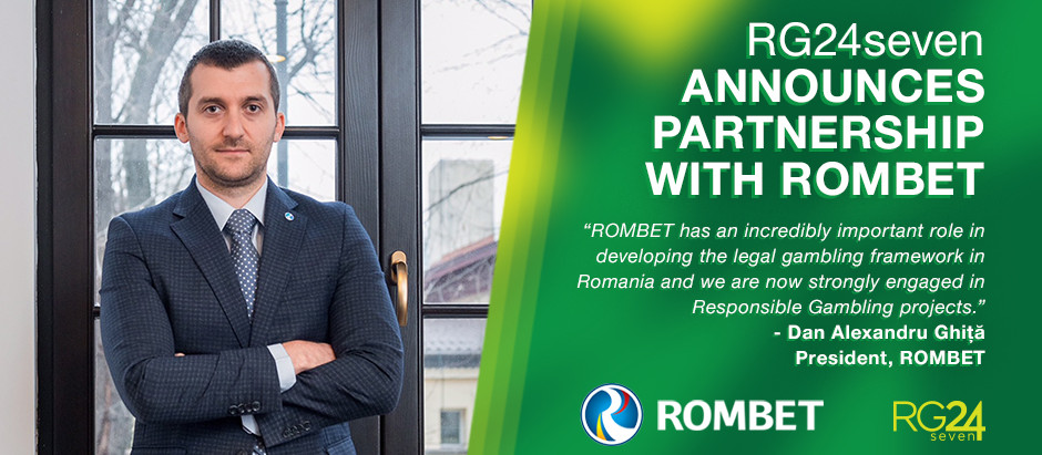 RG24seven Announces Partnership with ROMBET