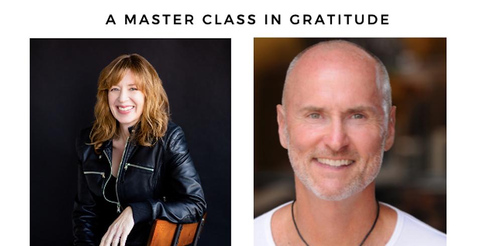 TWICE AS NICE: A Master Class in Gratitude