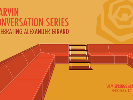 Celebrating Alexander Girard: The Marvin Conversation Series
