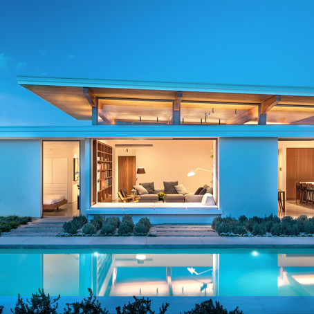Modernism Week 2019 — Featured Home (Desert House)