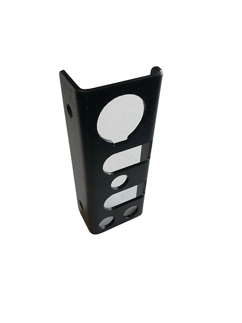 Pin/Chain holder bracket - Black
