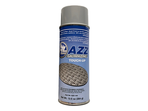 AZZ Galvanized Touch up paint