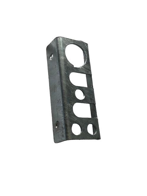 Pin/Chain holder bracket - Galvanized