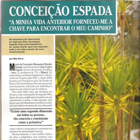 Caras Conceição Espada