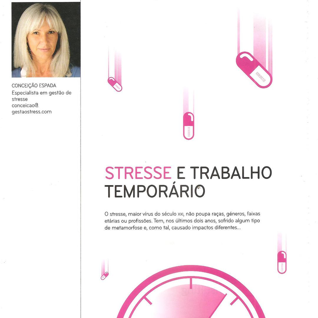 Stresse e Trabalho Temporario