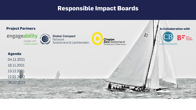 Responsible Impact Boards