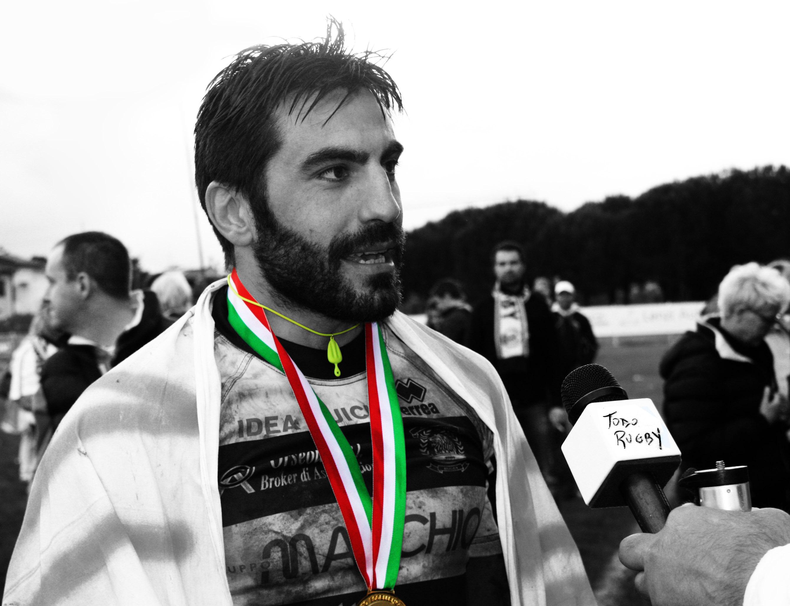 Festa scudetto Mogliano Rugby