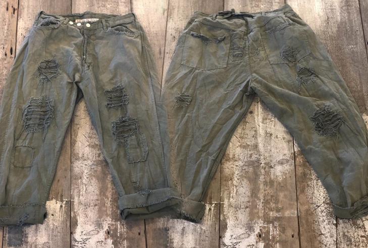 Miner Pants (Peace)