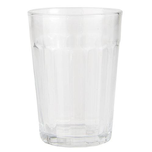 Glas 200ml für kalte und heisse Getränke