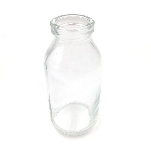 Vase / Flasche klar (H10,5)