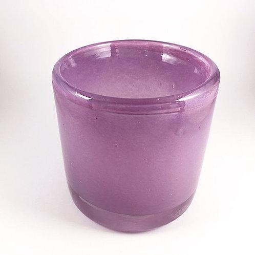 Windlicht violett