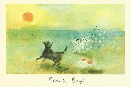 Karte Beach Boys