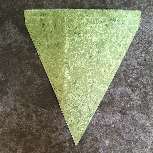 Wimpel  grün