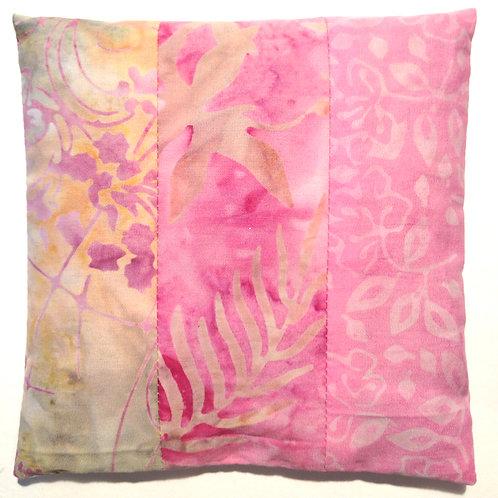 Lavendelkissen rosa-beige