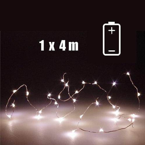 LED-Lichtkette 4 m