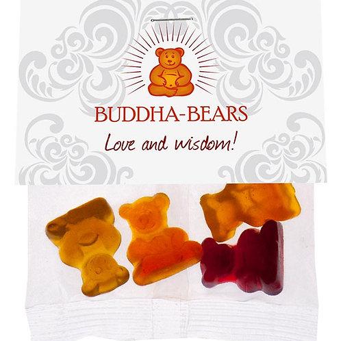 Buddha-Bärchen Mini 19gr - Love and Wisdom (englisch)