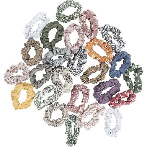 Haargummi - viele Farben