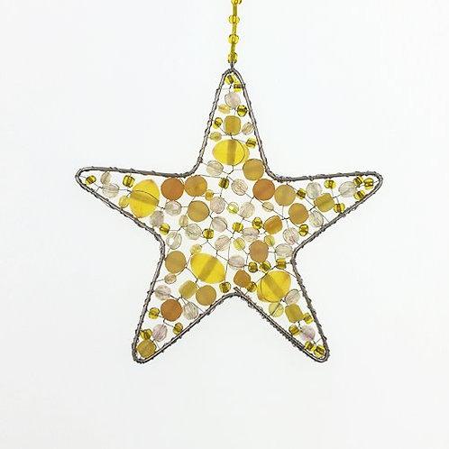 Stern M gelb