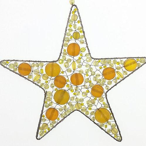 Stern L gelb