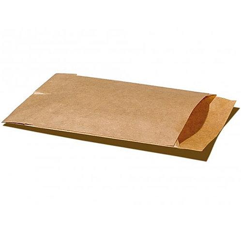 12 Stück Flachbeutel Natronpapier 16 x 11.5 cm (A6)