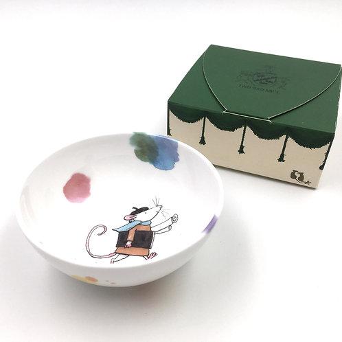 Porzellanschale klein - Art Club Maus