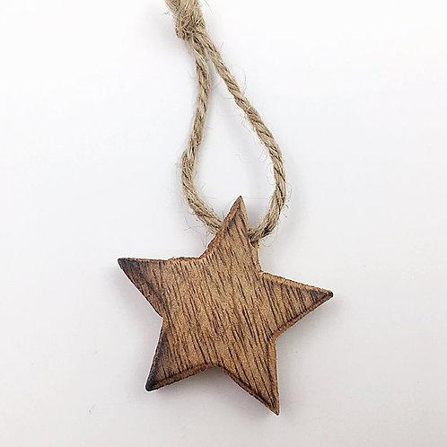 Stern Holz Natur