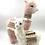 Thumbnail: Lama rosa 34 cm