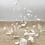 Thumbnail: Girlande Rosenblatt 120 cm