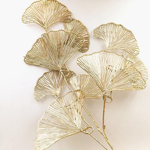 Blattzweig gold (70 cm)