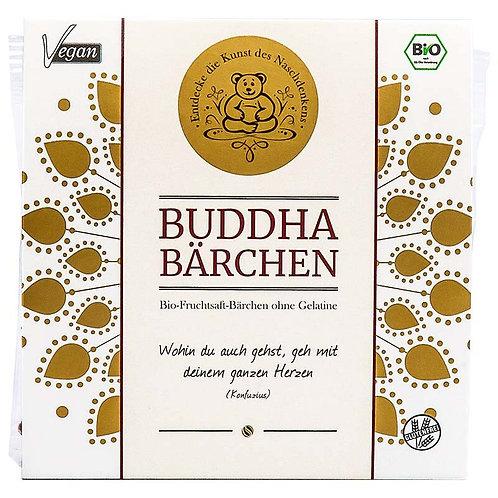Buddha-Bärchen weiss 75gr -  Geh mit deinem ganzen Herzen