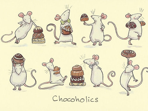 Karte - Chocoholics