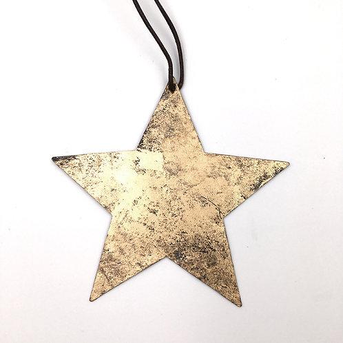 Stern gold 10cm