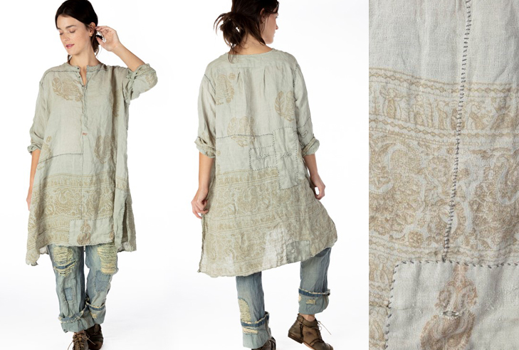 Amberle Tunic (By the Sea)