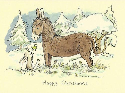 Karte - *Happy Christmas*