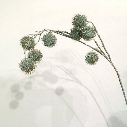 Platanenzweig grün-gold (83 cm)