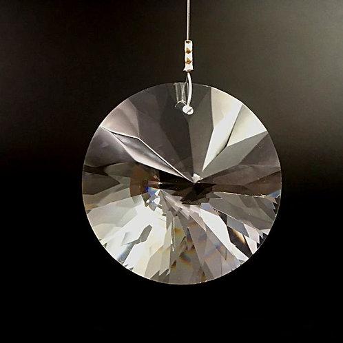Kristall Sonnendiamant 40 mm