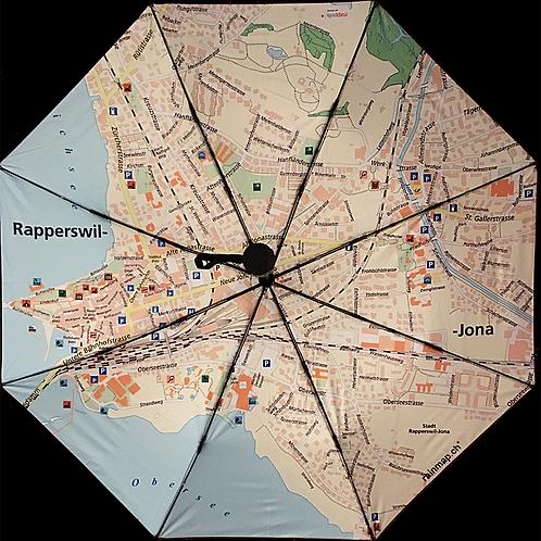 Stadtschirm rainmap® - Rapperswil-Jona