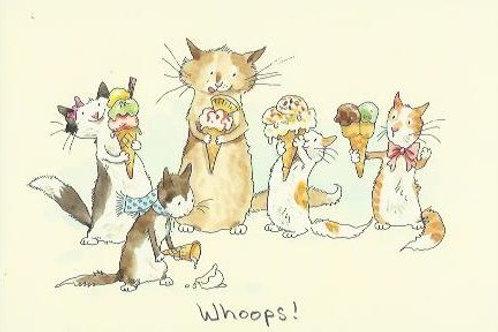 Karte - Woops!