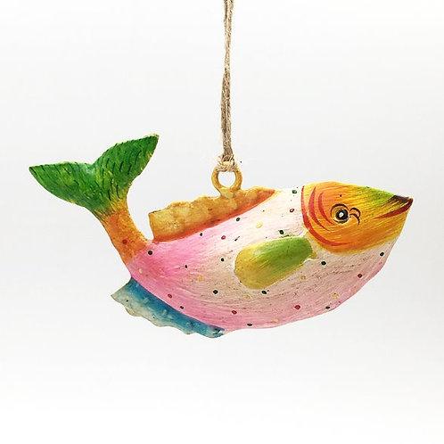 Fisch Metall #117OG