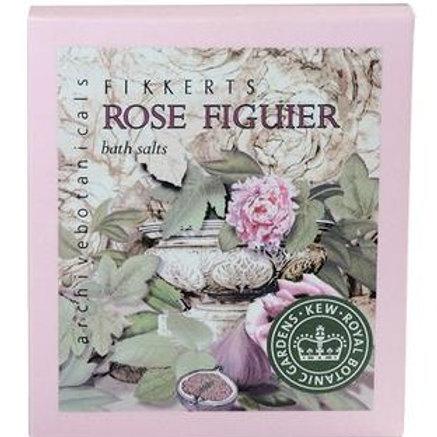 Royal Botanic Gardens Badesalz - Rose Figuier