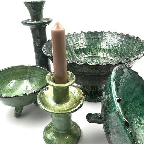 Keramik aus Tamegroute (Marokko)
