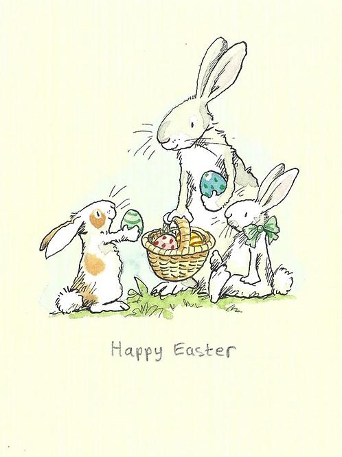 Karte - Happy Easter