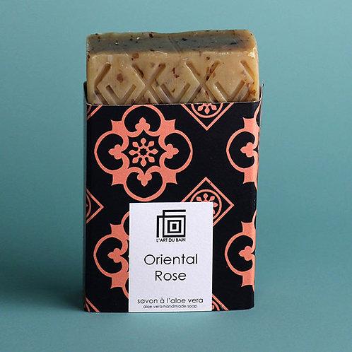 "Aloe Vera-Seife ""Oriental Rose"""
