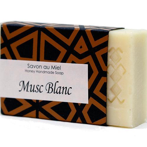 "Honig-Seife ""Musc Blanc"""