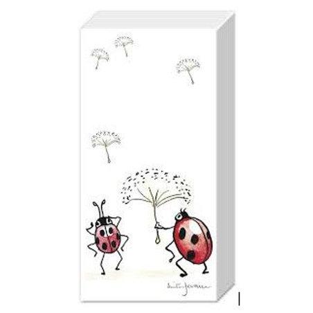 Taschentücher Happy-Go-Lucky (Anita Jeram)