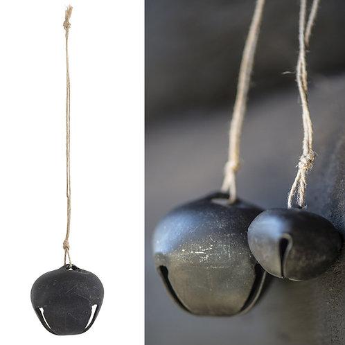 Glocke/Schelle Metall dunkel D4cm